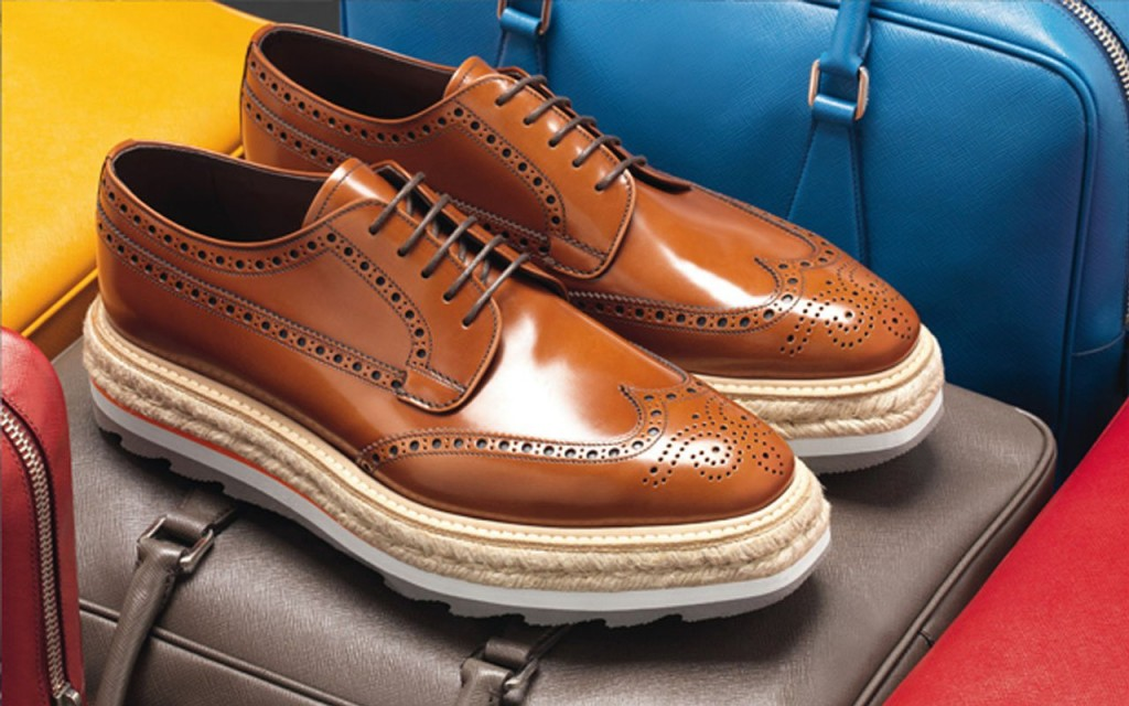 2315b64f My Impossible to Find Runway Prada Brogue Wingtip ...
