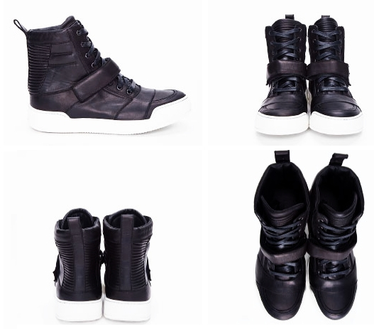 c06152cc88f Suede Sneakers. In my opinion, the current generation has been improved so  much more than the first generation Balmain Leather High-Top Sneaker that I  own.