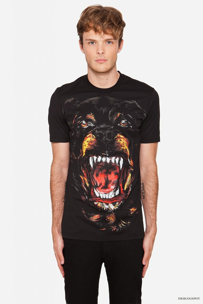 How to spot a fake Givenchy Rottweilier
