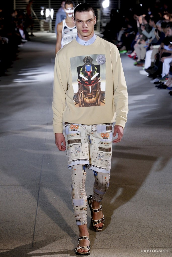 Givenchy Spring Summer 2014 Menswear – Second Kulture 7a757cee91e
