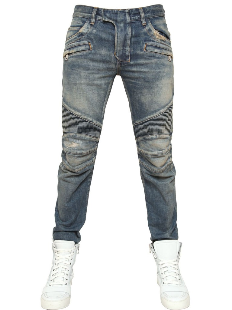 4be0179a Balmain Fall Winter 2013 Biker Jeans and Trousers Size Guide – Second  Kulture