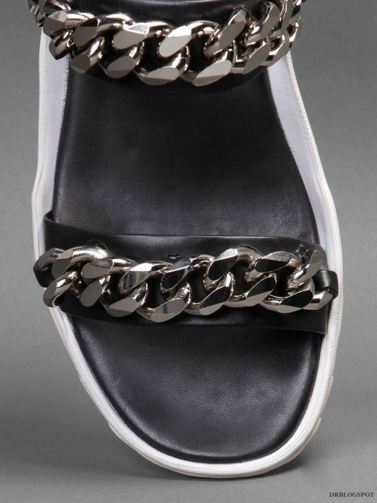 Givenchy Palladio Chain Sandals Second Kulture