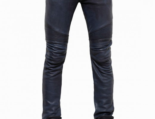 classic shoes shoes for cheap size 40 Balmain Spring Summer 2014 Biker Jeans and Trousers Size ...
