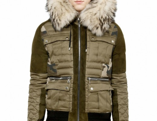 Balmain-Multi-Padded-Quilted-Camouflage-Canvas-Suede-Racoon-Fur-Hooded-Jacket_Fall-Winter-2014