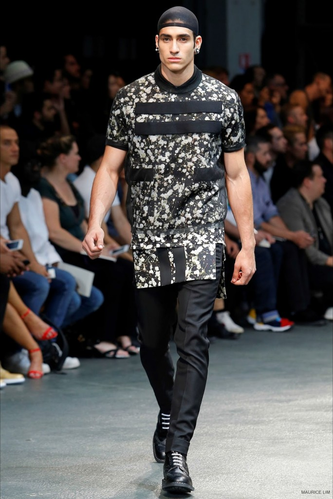 Givenchy Spring Summer 2015 Menswear – Second Kulture