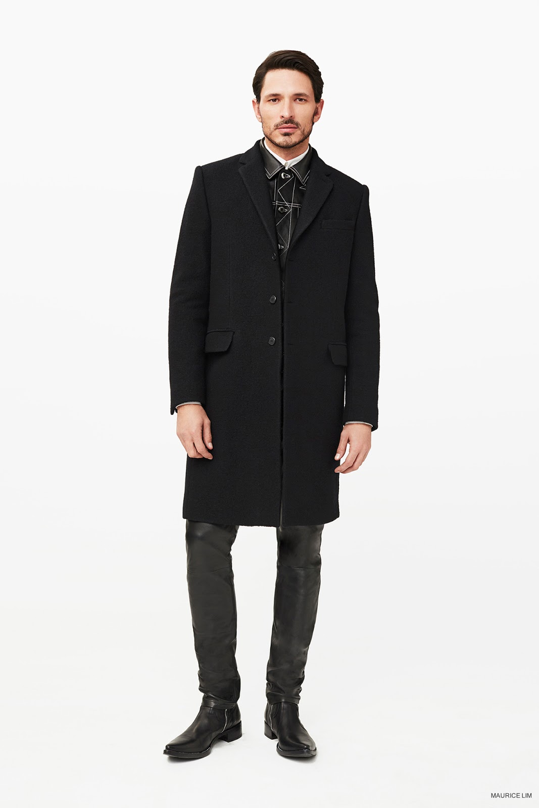 Givenchy Pre Fall 2016 Collection: Givenchy Pre-Fall 2015 Menswear