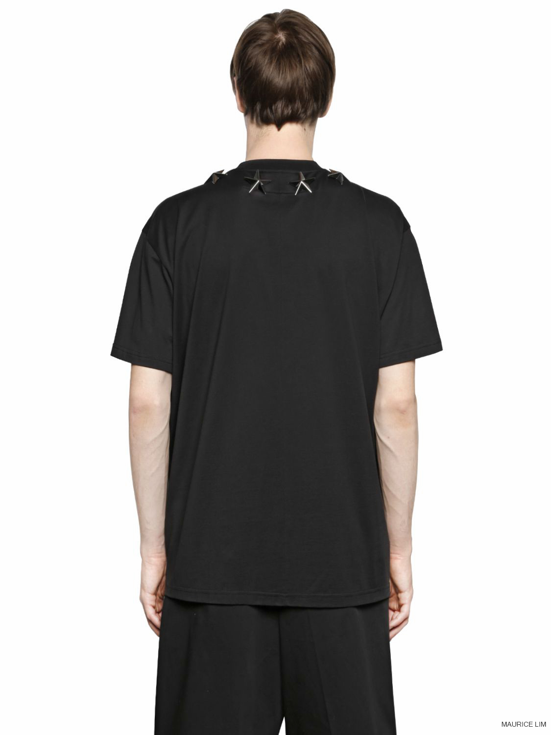 2df38910cb752 Lane Crawford – Givenchy Rottweiler Print Star Stud T-Shirt. Screaming with  raw energy