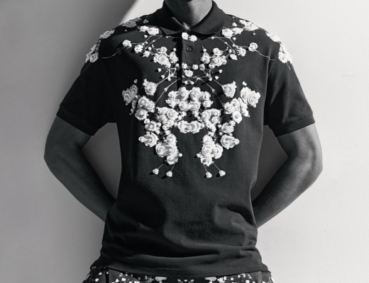 Givenchy-Floral-Babys-Breath-Gypsophila-Print-Polo-with-Swarovski-Pearl-Glass-Detail-Spring-Summer-2015-Neiman-Marcus-2