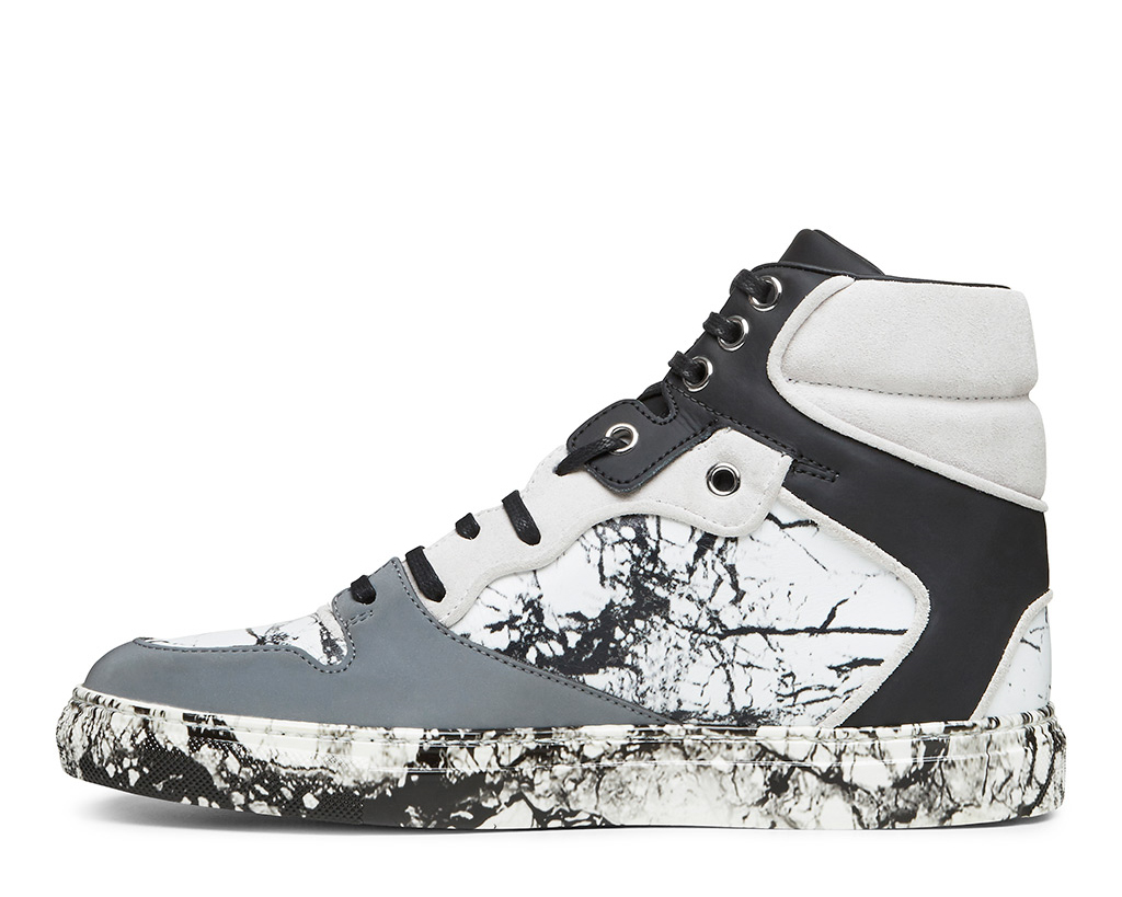 balenciaga-white-marble-print-high-top-sneakers