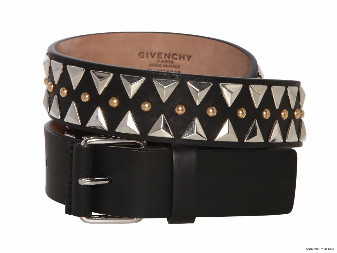 Givenchy-35mm-Metal-Studded-Leather-Belt-Fall-Winter-2015-2