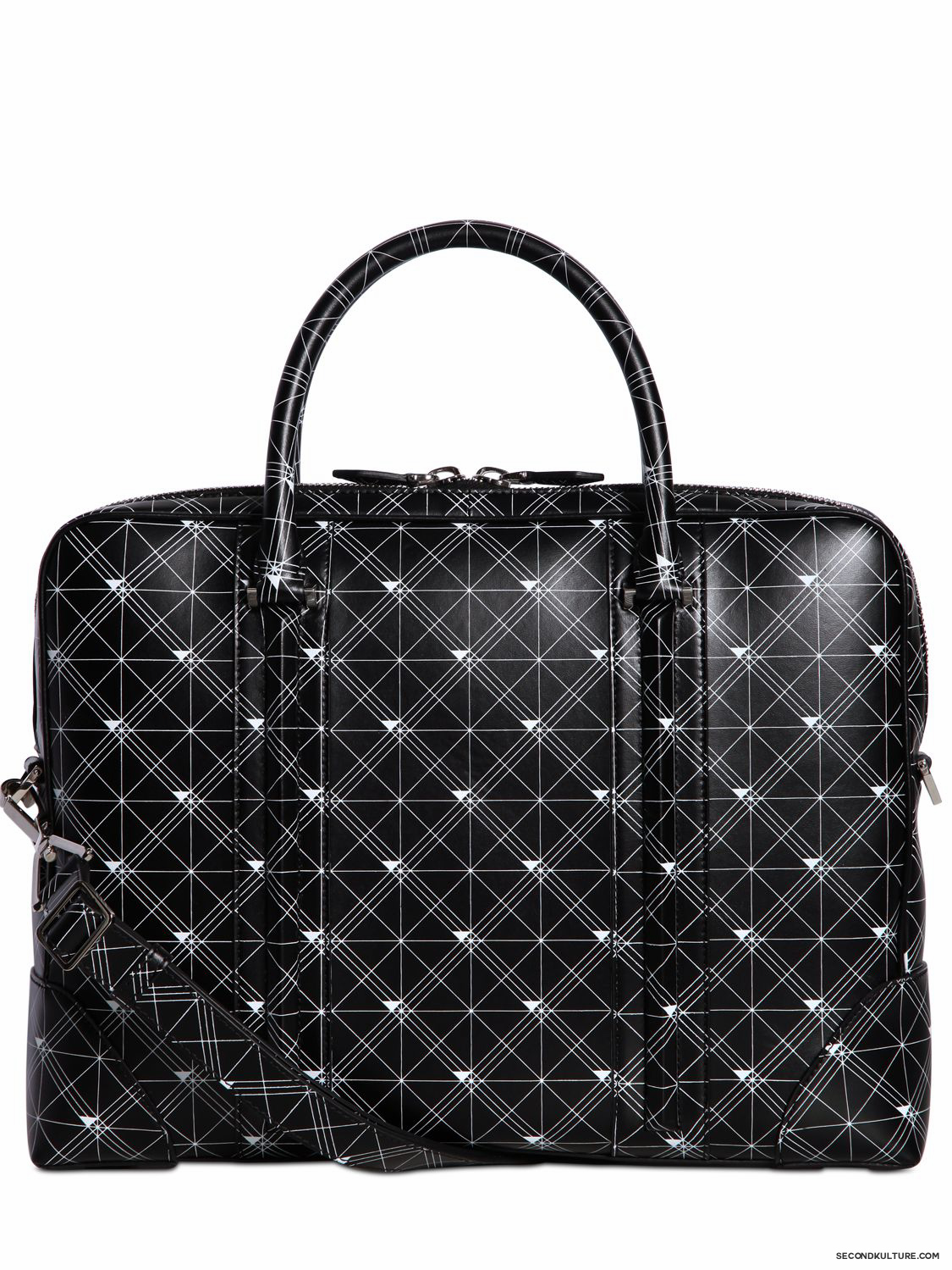 Givenchy-Black-Constellations-Print-Leather-Briefcase-Fall-Winter-2015-2