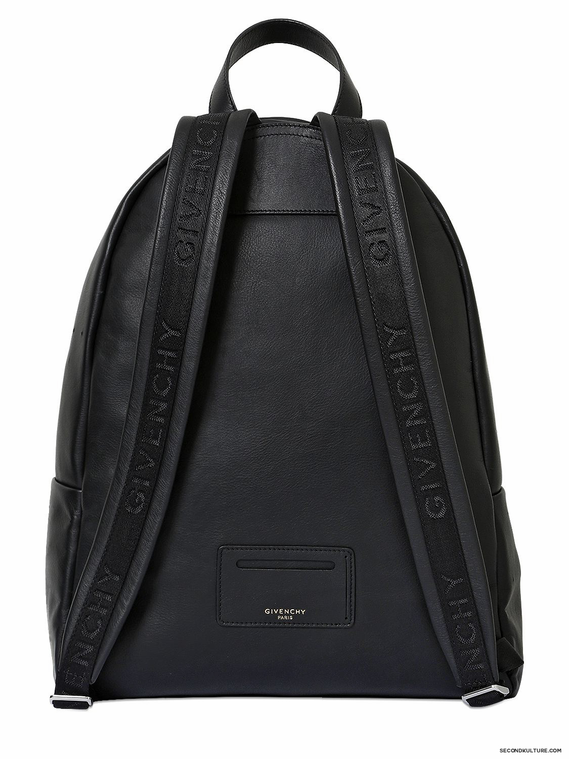 Givenchy-Black-Destroyed-Leather-Backpack-Fall-Winter-2015-2