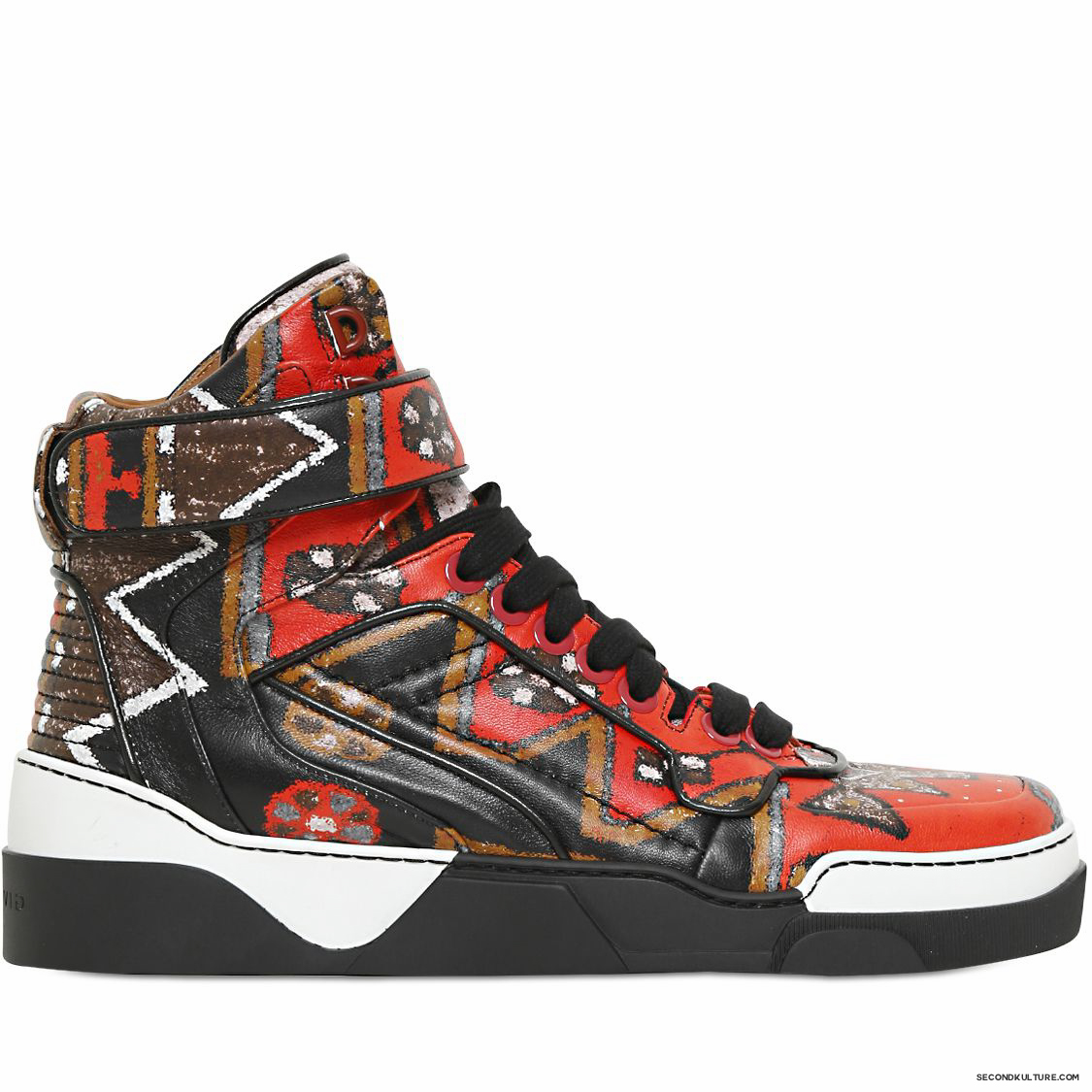 Givenchy-Native-American-Carpet-Print-Tyson-Leather-High-Top-Sneakers-Fall-Winter-2015-1