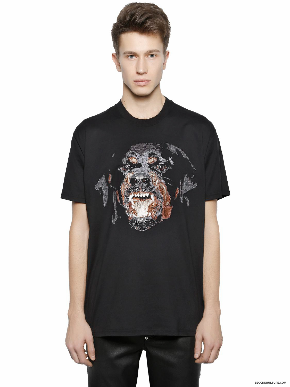 Givenchy-Rottweiler-Embroidered-Cuban-Fit-T-Shirt-Fall-Winter-2015-1