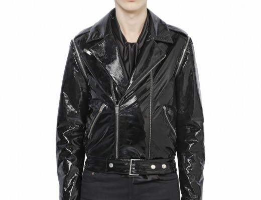 Saint-Laurent-Perfecto- Zipper-Vinyl-Biker-Jacket-Fall-Winter-2015-1