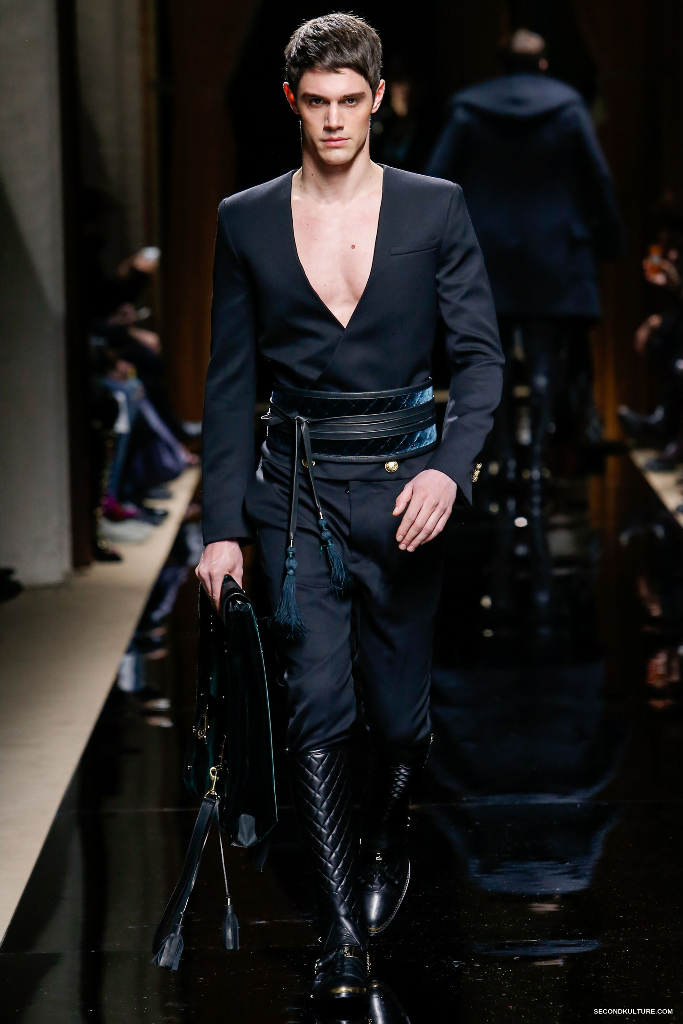 Balmain Fall Winter 2016 Menswear - Look 40/63