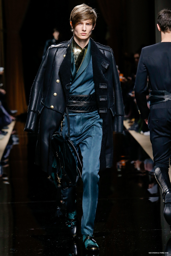 Balmain Fall Winter 2016 Menswear - Look 41/63