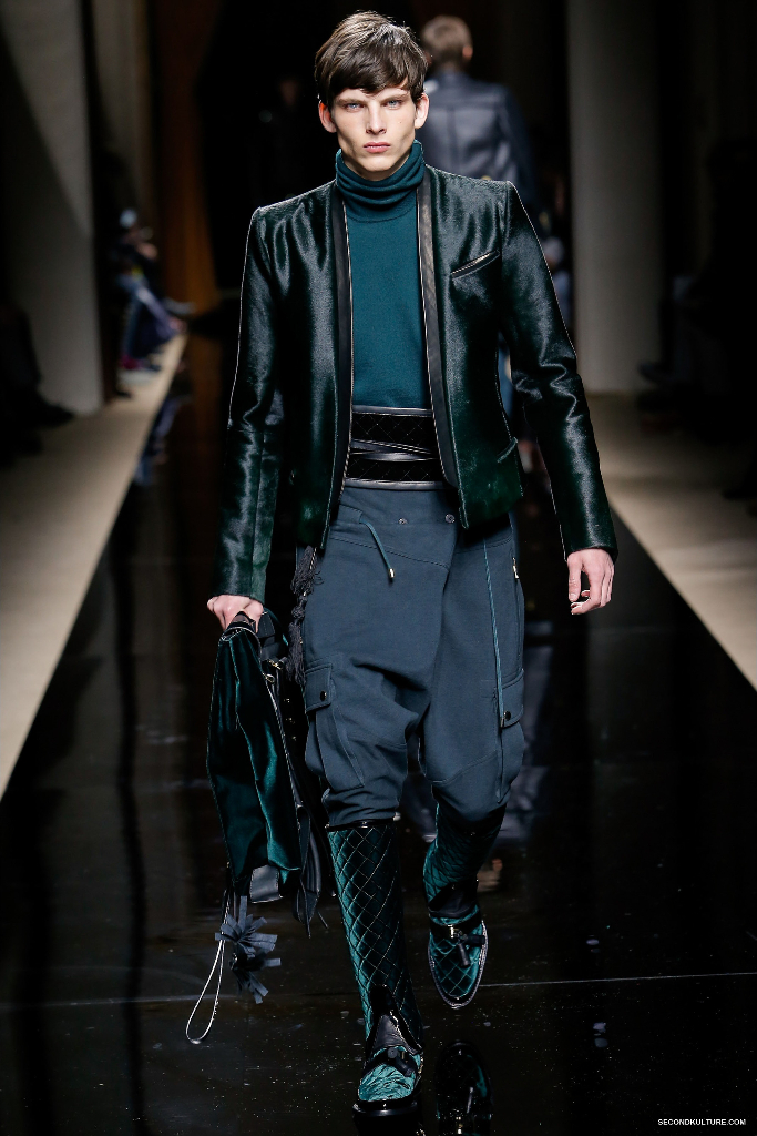 Balmain Fall Winter 2016 Menswear - Look 42/63