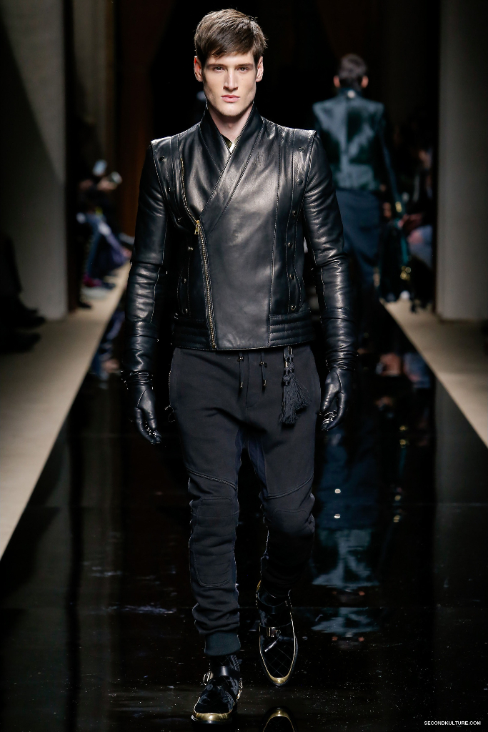 Balmain Fall Winter 2016 Menswear - Look 43/63