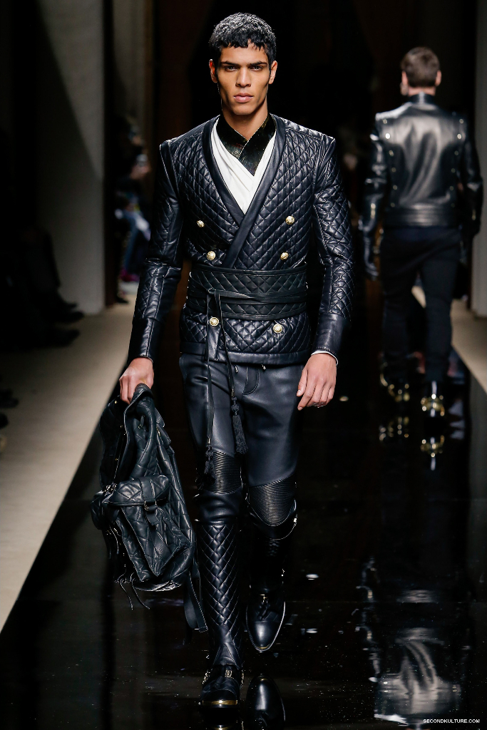 Balmain Fall Winter 2016 Menswear - Look 44/63