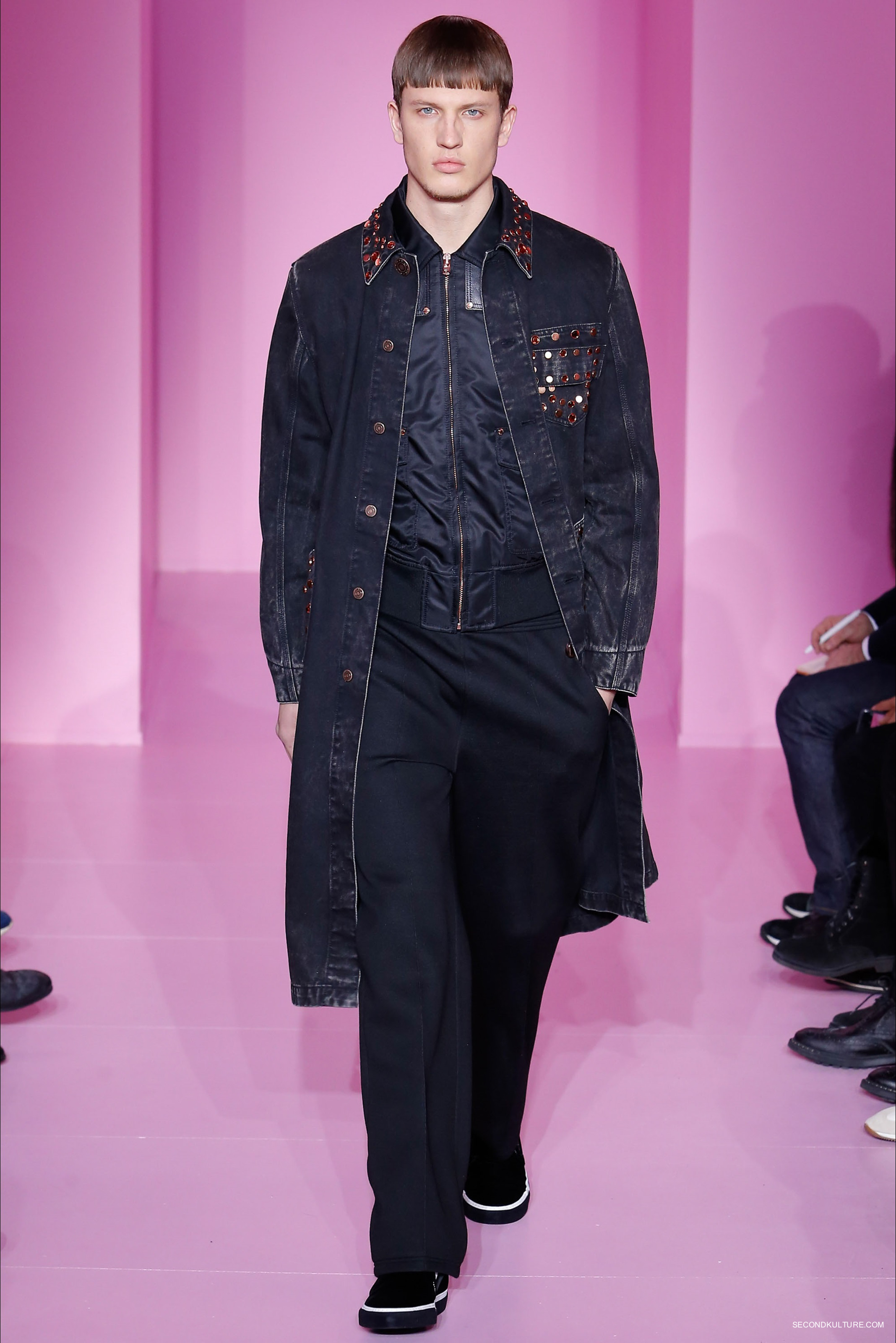 Givenchy Fall Winter 2016 FW16 AW16 Menswear