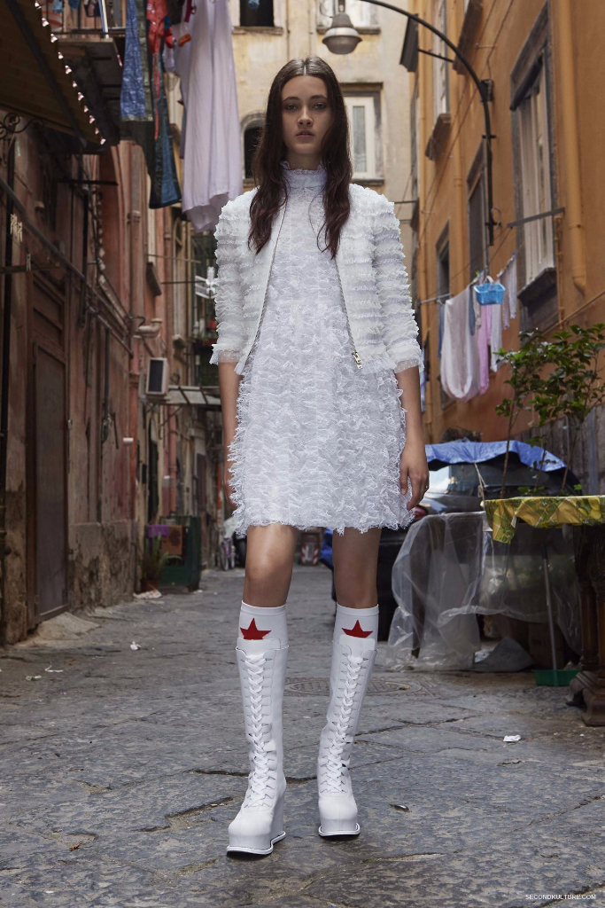 Givenchy Pre-Spring 2017 Womenswear - Look 10
