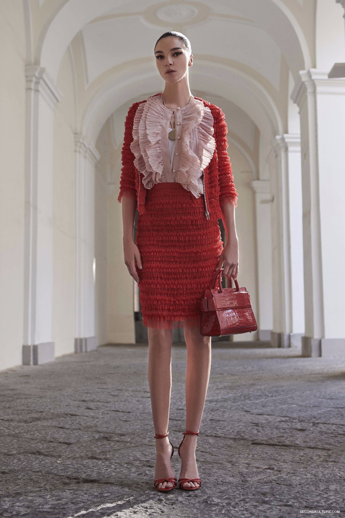 Givenchy Pre-Spring 2017 Womenswear - Look 7